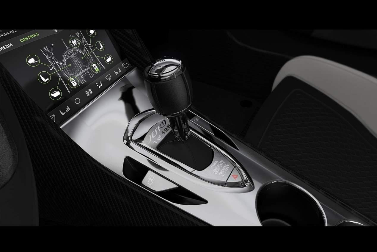 Koenigsegg Jesko, el nuevo rival del Bugatti Chiron, en fotos