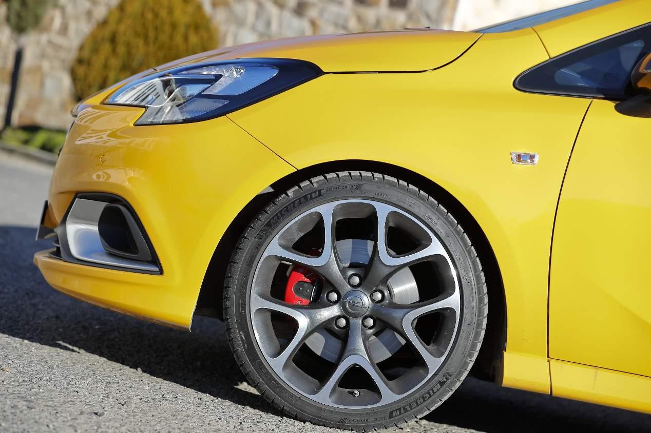 Nuestra prueba del Opel Corsa GSi, en fotos