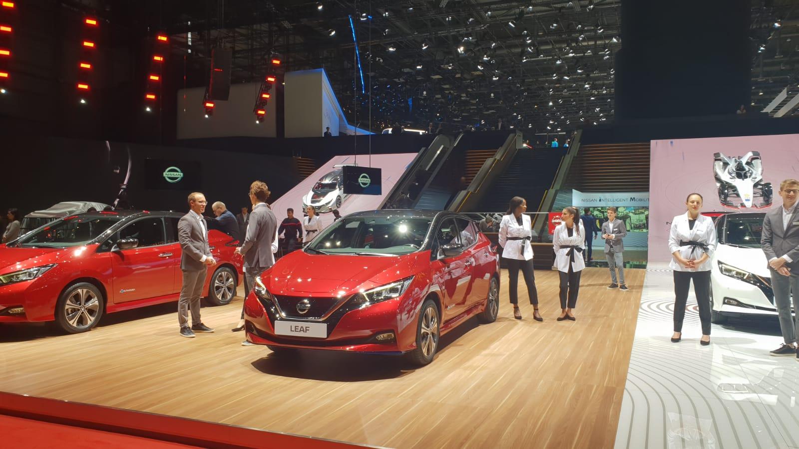 Un recorrido por los mejores coches del Salón de Ginebra 2019