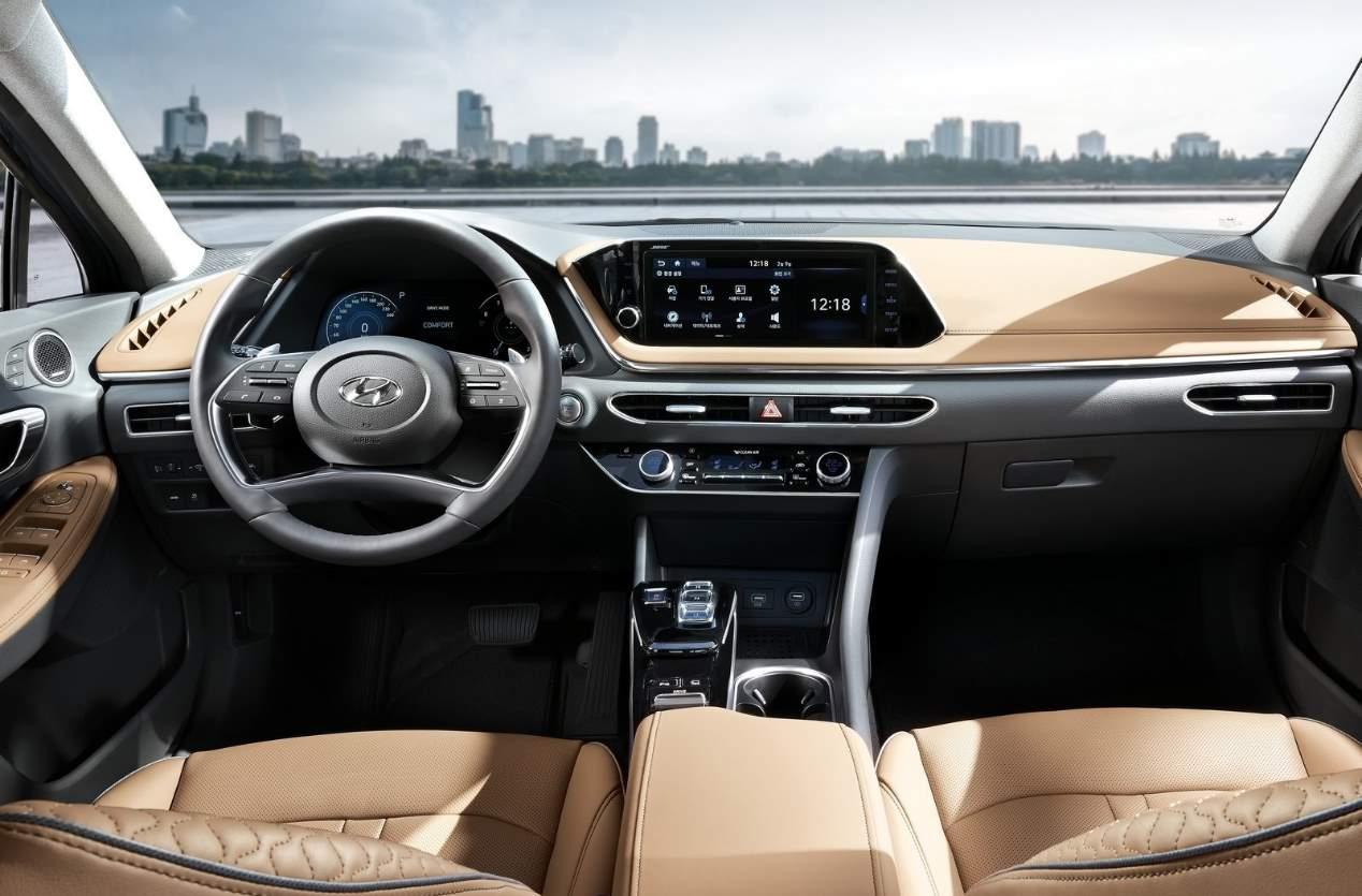 Hyundai Sonata 2020: las fotos de la octava generación de la berlina