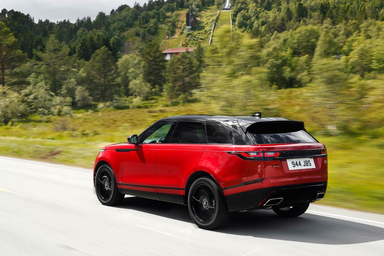 Range Rover Velar: un SUV único en su especie