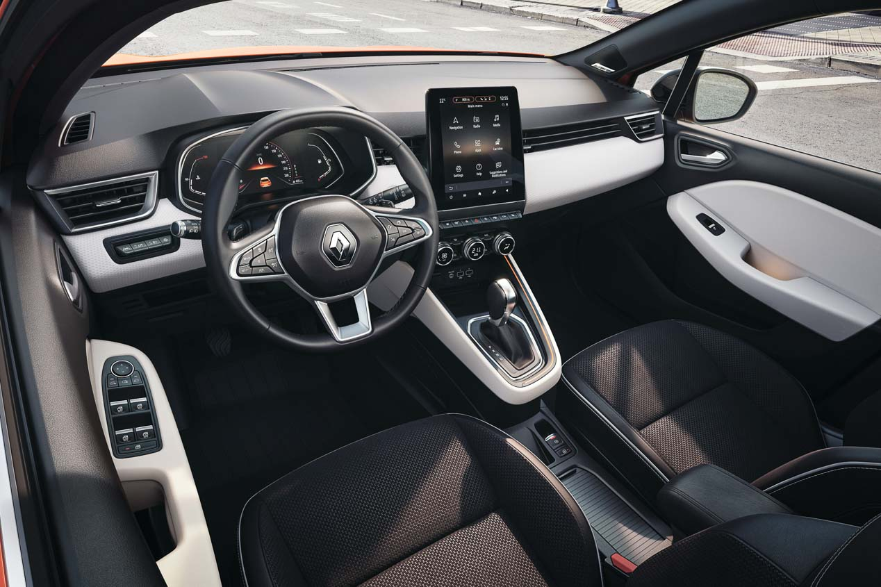 Renault Captur 2020: el nuevo SUV, con base del Clio V e híbrido enchufable
