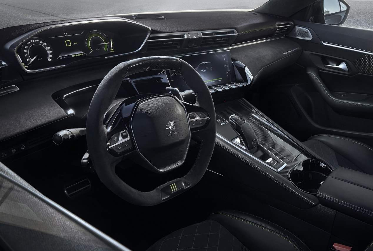Peugeot 508 Sport Engineered, sus claves en VÍDEO