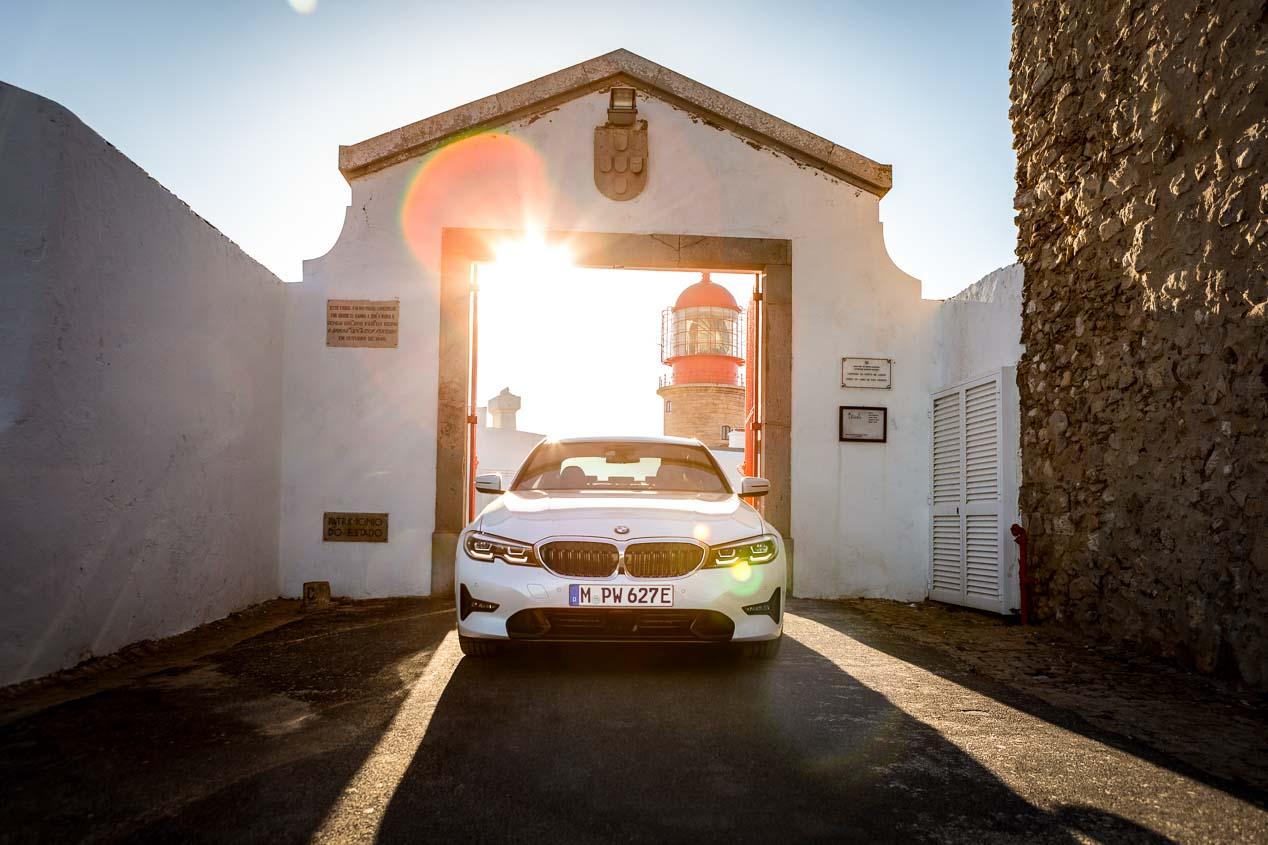 BMW 330e, electrizante y deportivo