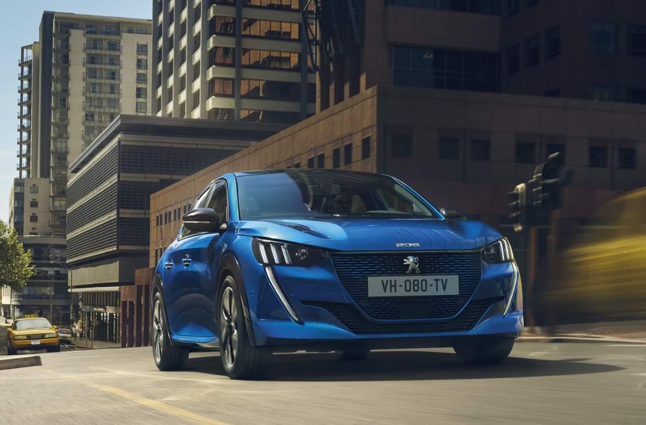 El Peugeot 208 GTi 2020 será puramente eléctrico