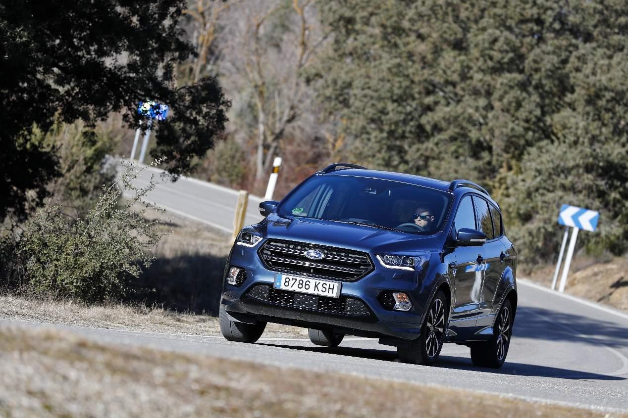 El Ford Kuga, en oferta por 18.500 euros