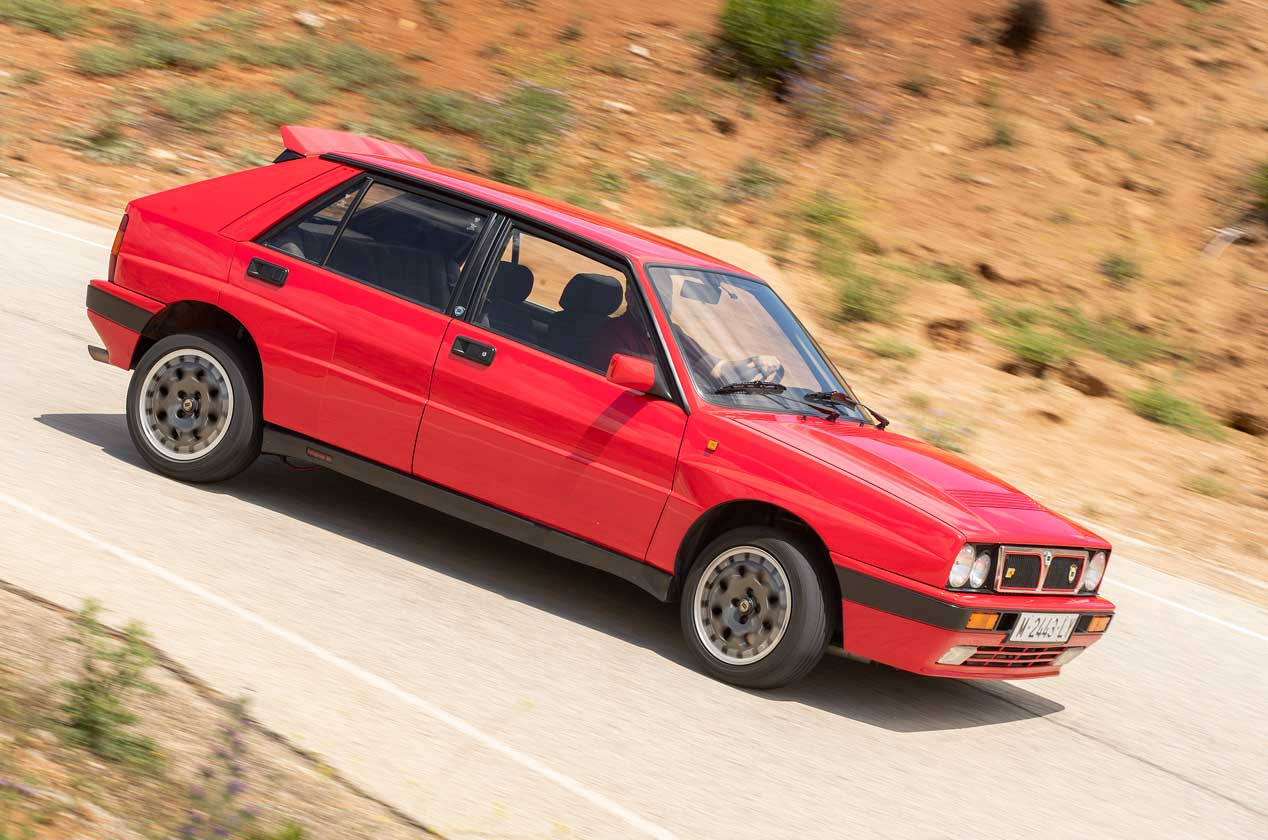 Lancia Delta Integrale, te contamos todos los secreto de la leyenda