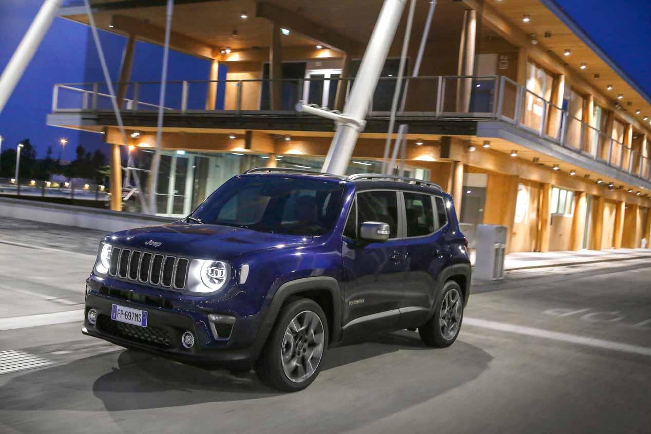 El futuro de Jeep: híbridos plug-in, un SUV de 7 plazas...