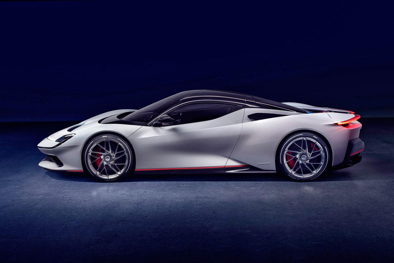 Pininfarina Battista: bestia eléctrica de 1.900 CV