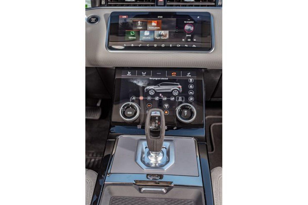 Range Rover Evoque 2019: probamos el nuevo SUV