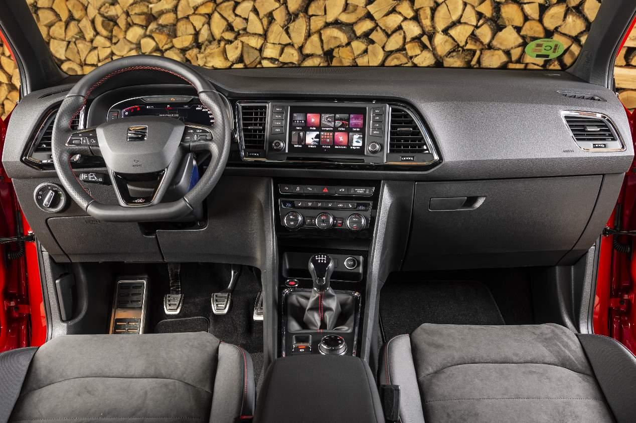 Seat Ateca 1.5 TSI 150 CV: fotos de nuestra prueba del SUV de gasolina
