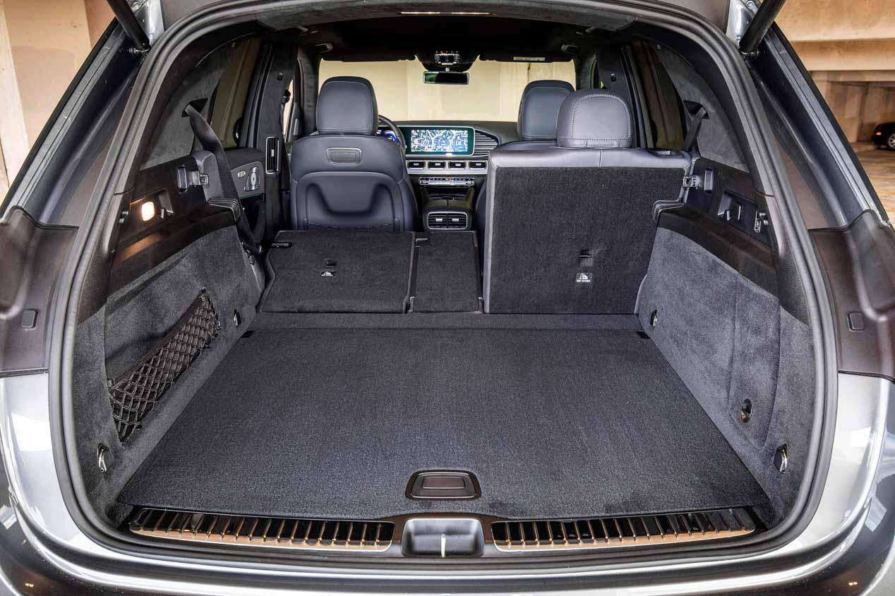 Mercedes GLE EQ Boost 48 V: el nuevo GLE también tendrá versiones mild-hybrid