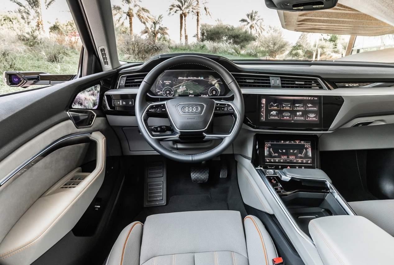 Audi Q6 e-tron: nuevo SUV eléctrico en 2022