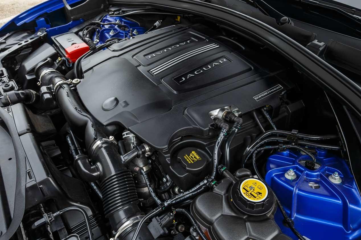 Jaguar F-PACE, el primer SUV felino de altas prestaciones