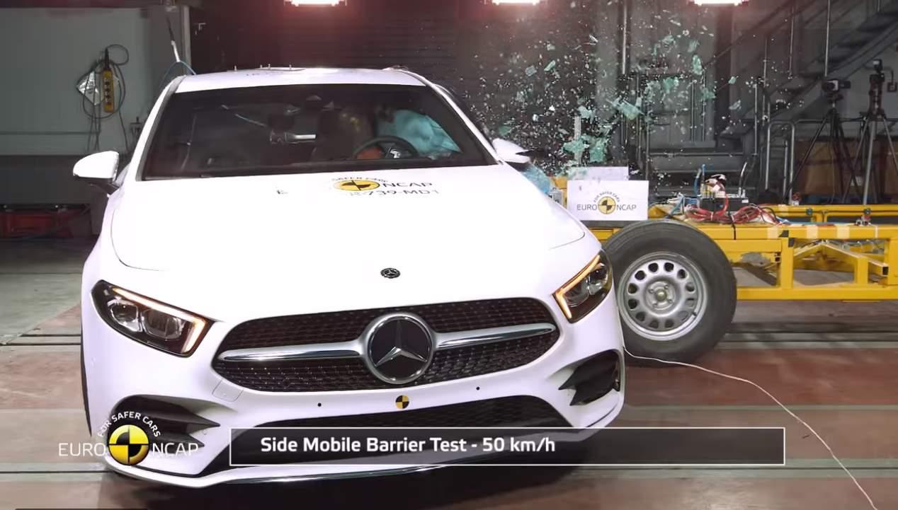Los coches más seguros de 2018 y 2019, según Euro NCAP