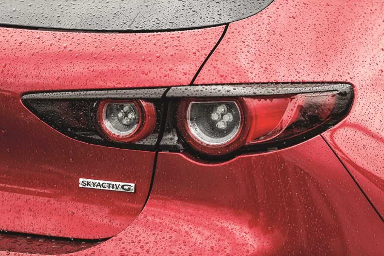 Mazda3 2019 2.0 Skyactiv-G: fotos de nuestra prueba