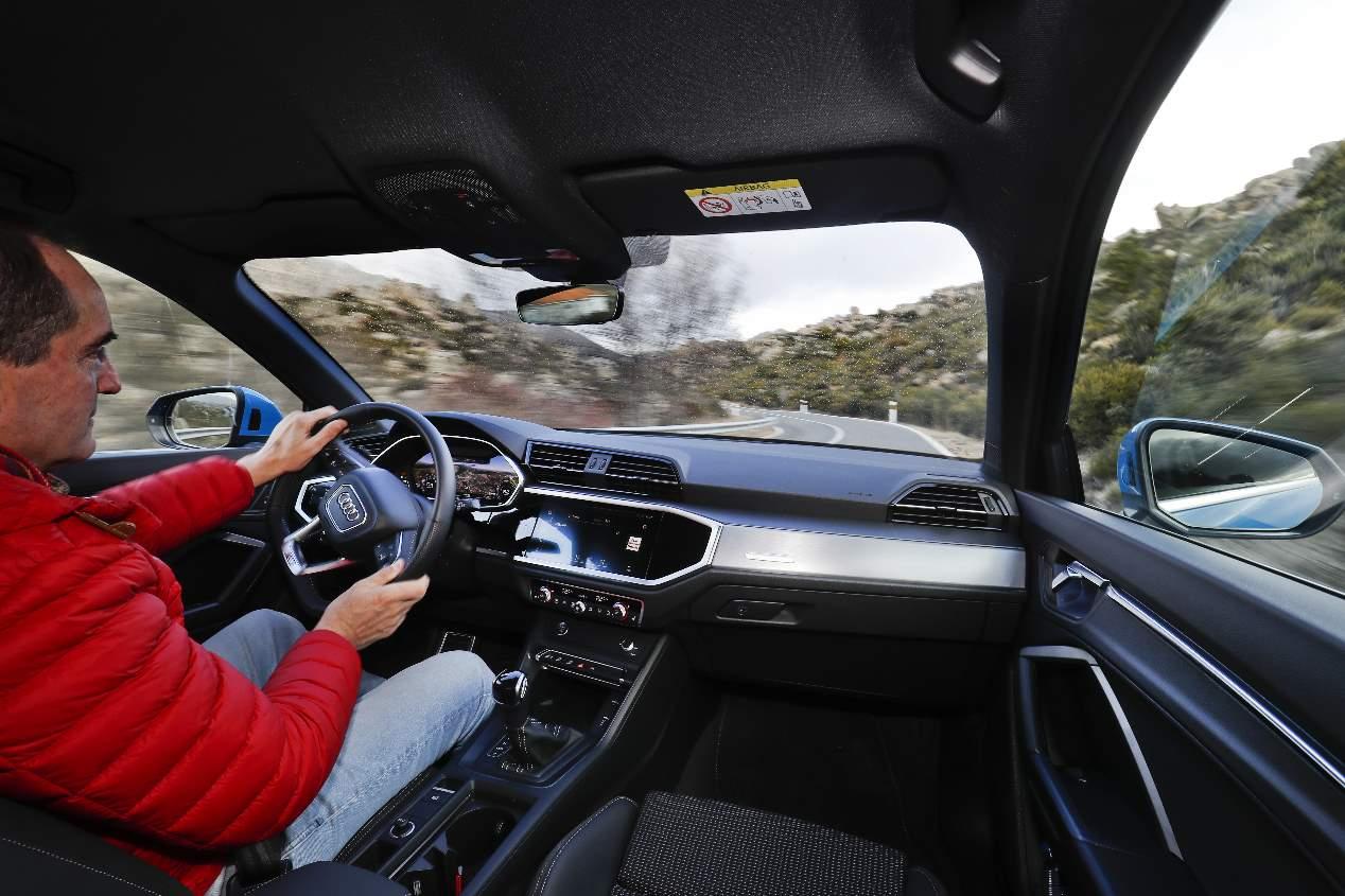 Comparativa SUV: Audi Q3, BMW X1 y Volvo XC40
