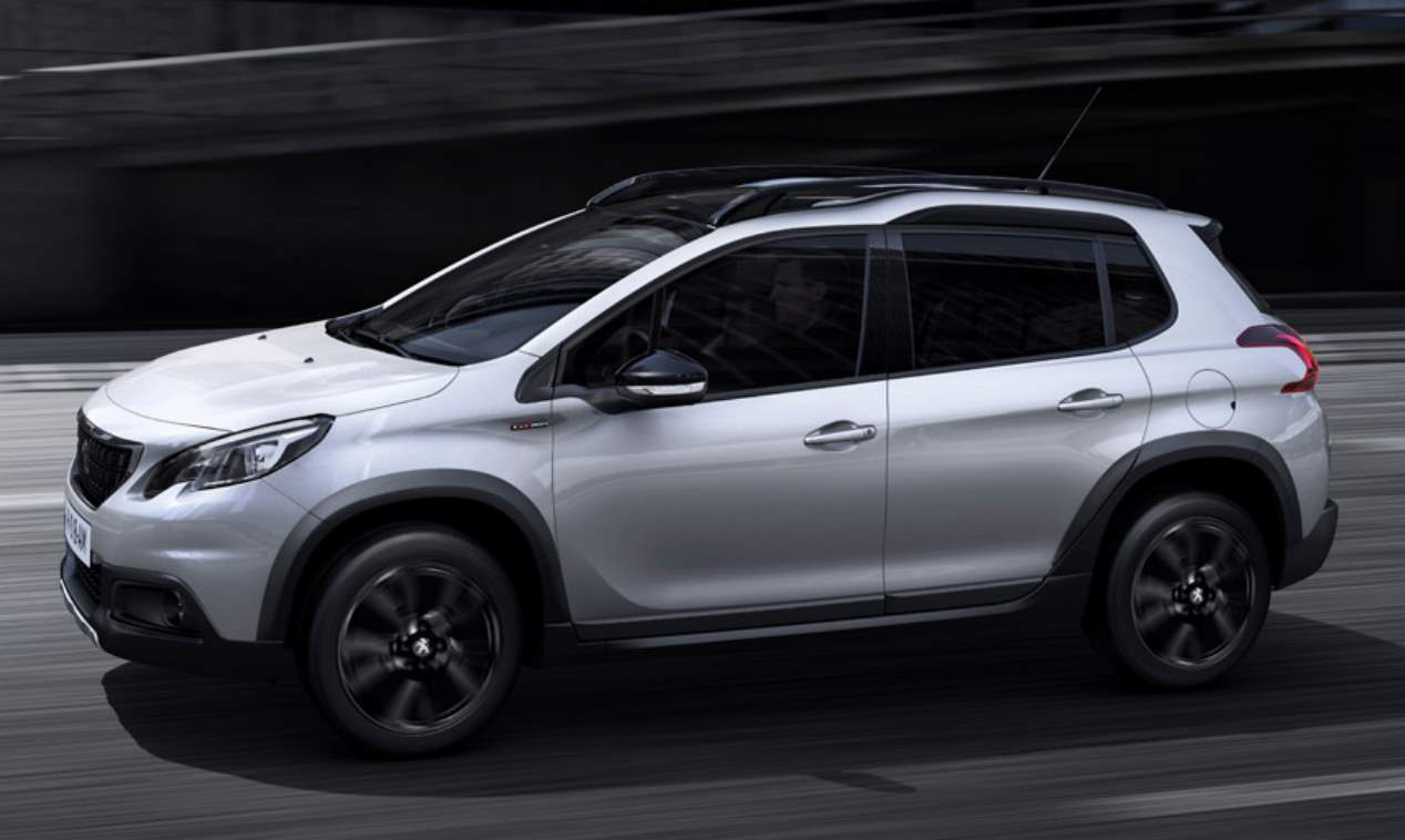 El Peugeot 2008 Black Pack Edition, en fotos