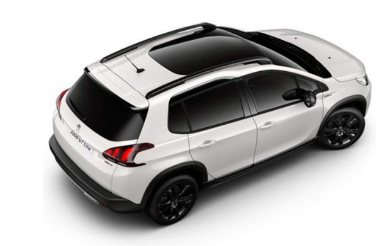 El Peugeot 2008 Black Pack Edition, en fotos