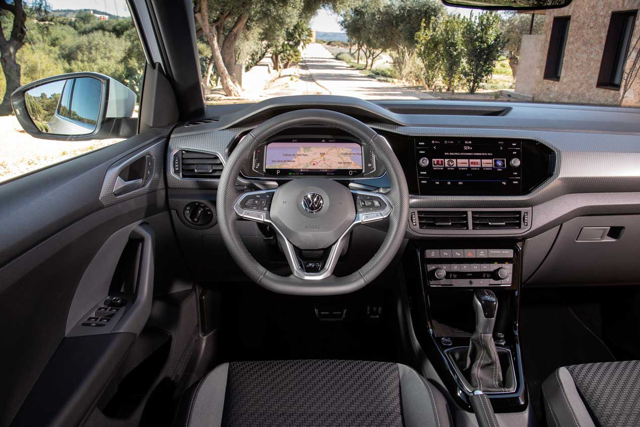 Volkswagen T-Cross, conducimos el nuevo SUV urbano rival de Nissan Juke, Renault Captur y Seat Arona