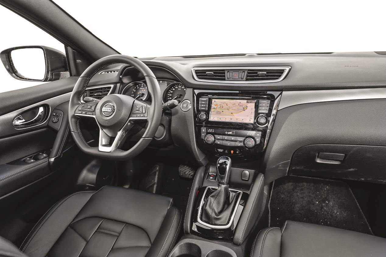 Nuestra prueba del Nissan Qashqai 1.33 DIG-T 160 CV, en fotos