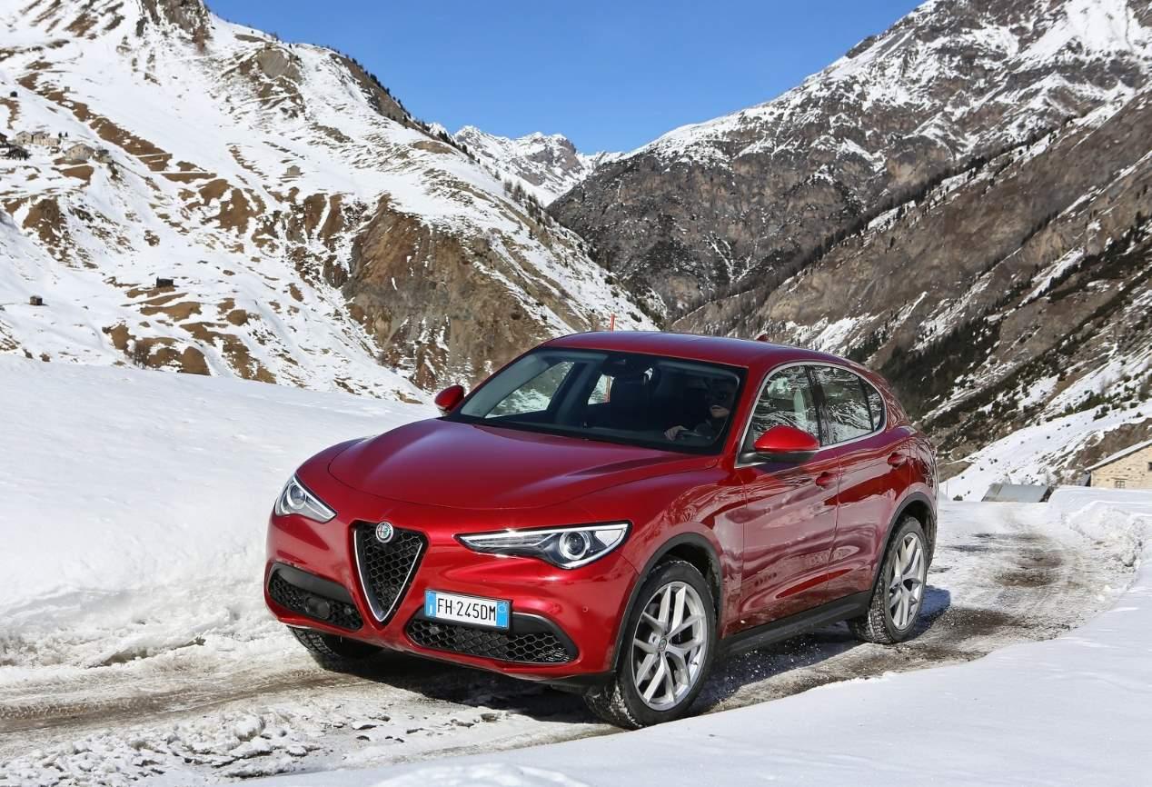 Alfa Romeo Stelvio 2020: el SUV italiano se renovará el año que viene