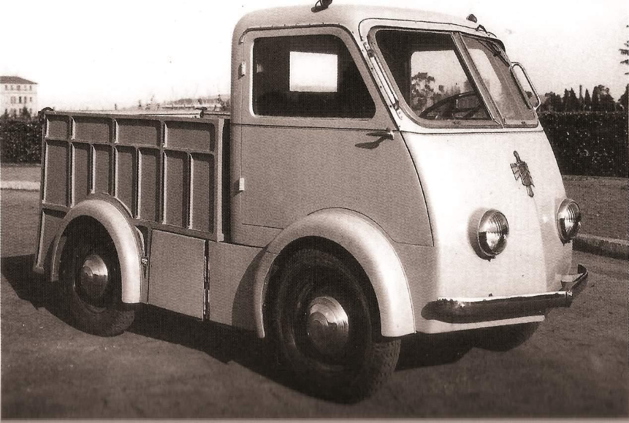Los coches eléctricos de la España de posguerra
