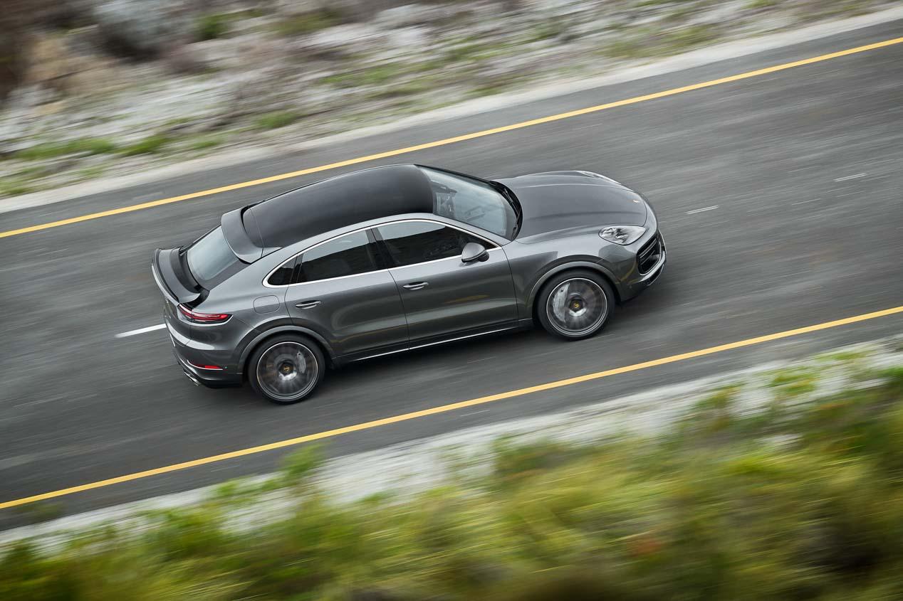 Porsche Cayenne Coupé. Ya es oficial: todas sus fotos y datos
