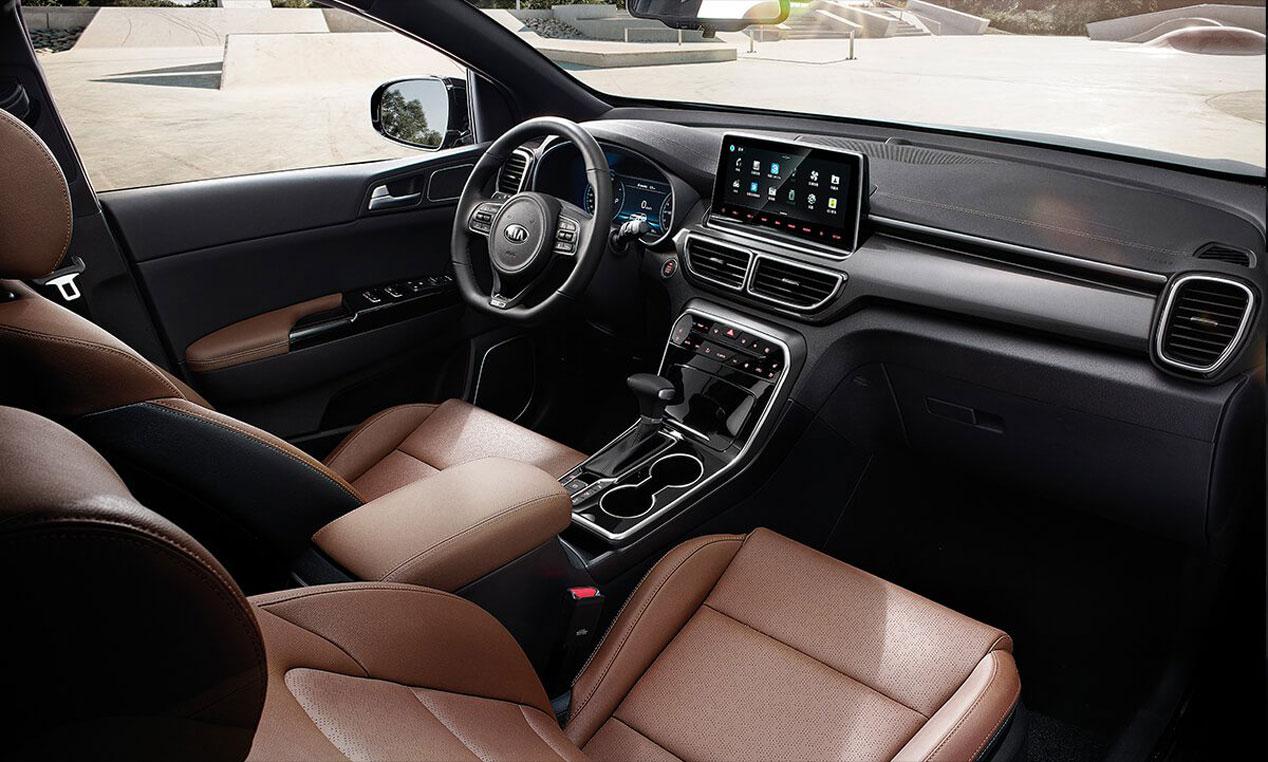 Kia KX5, conoce cómo es el nuevo SUV de Kia