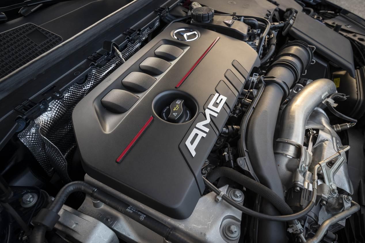 Mercedes-AMG A 45 4Matic 2019: el nuevo deportivo toma forma