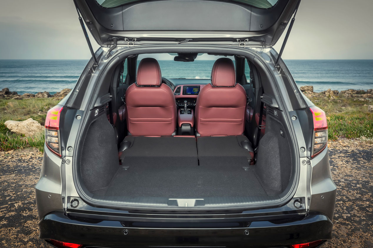 Honda HR-V 2019, así es la renovación del SUV pequeño