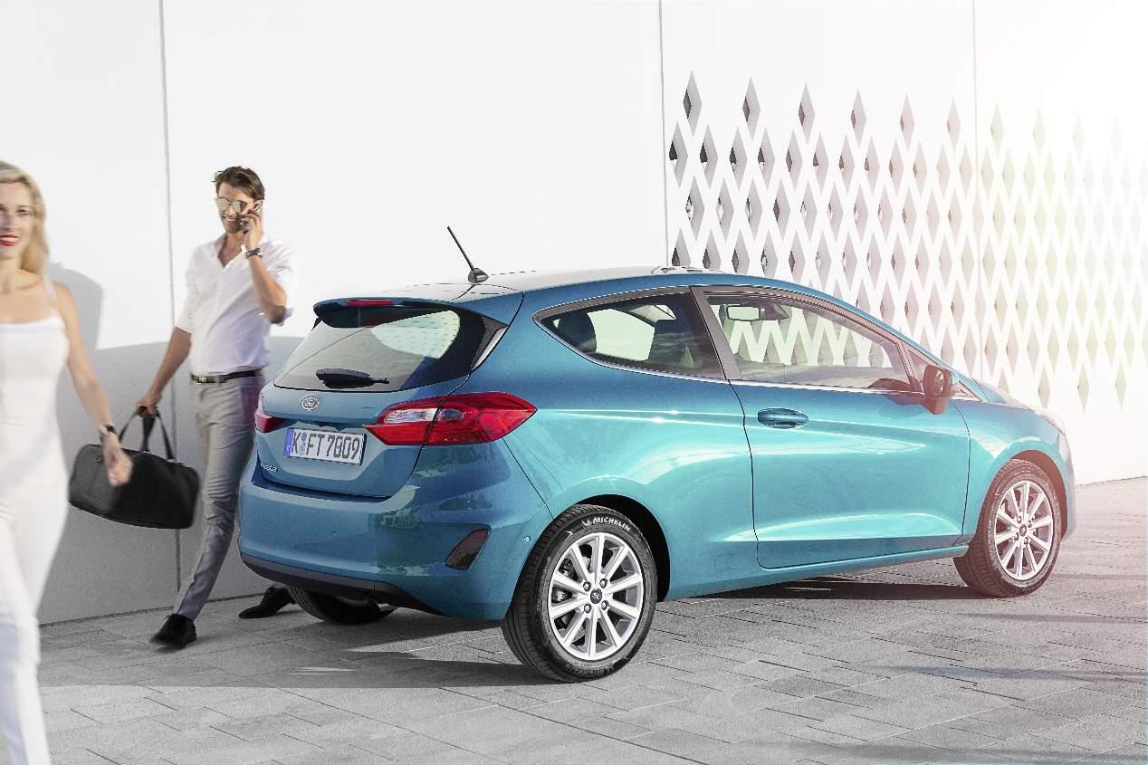 Los nuevos Ford Fiesta y Focus híbridos de 48V, en 2020
