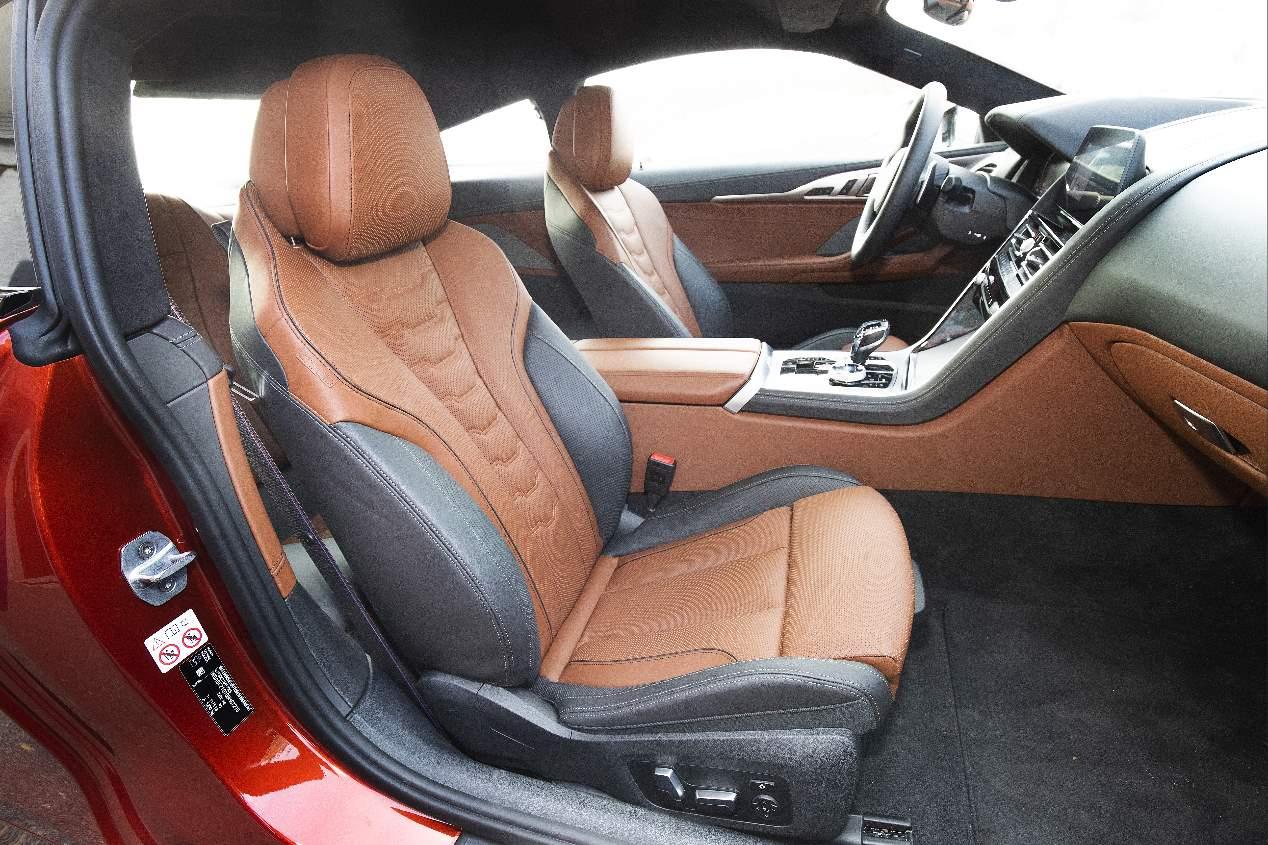 A prueba el BMW 840d xDrive: una berlina coupé de gran motor