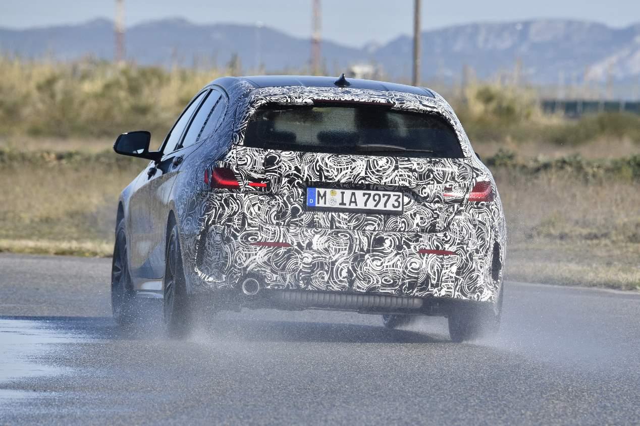 BMW Serie 1 2019: nuevas fotos del compacto premium que llega este año