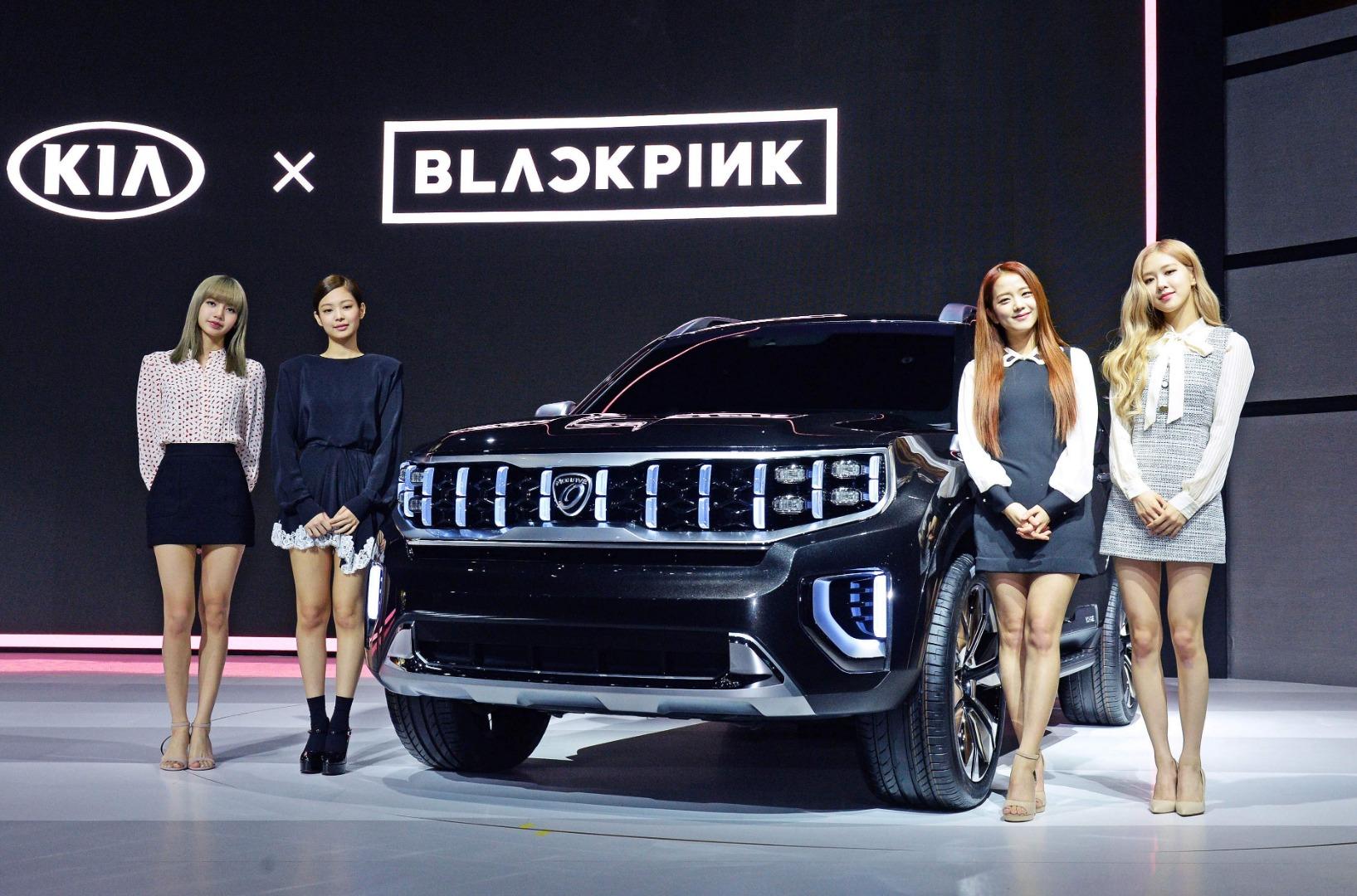 Los nuevos SUV Kia Masterpiece y SP Signature, en fotos