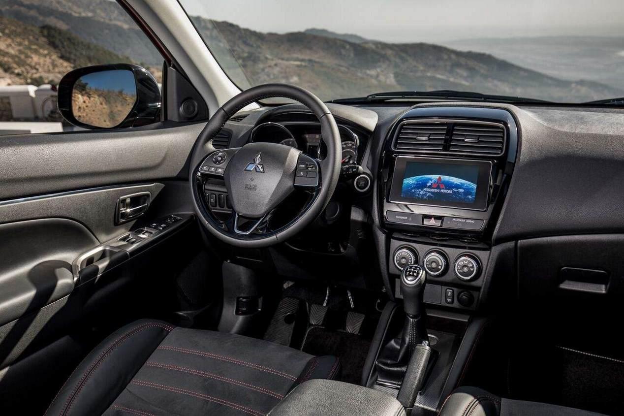 Mitsubishi ASX 160 MPI: el SUV compacto japonés, a prueba