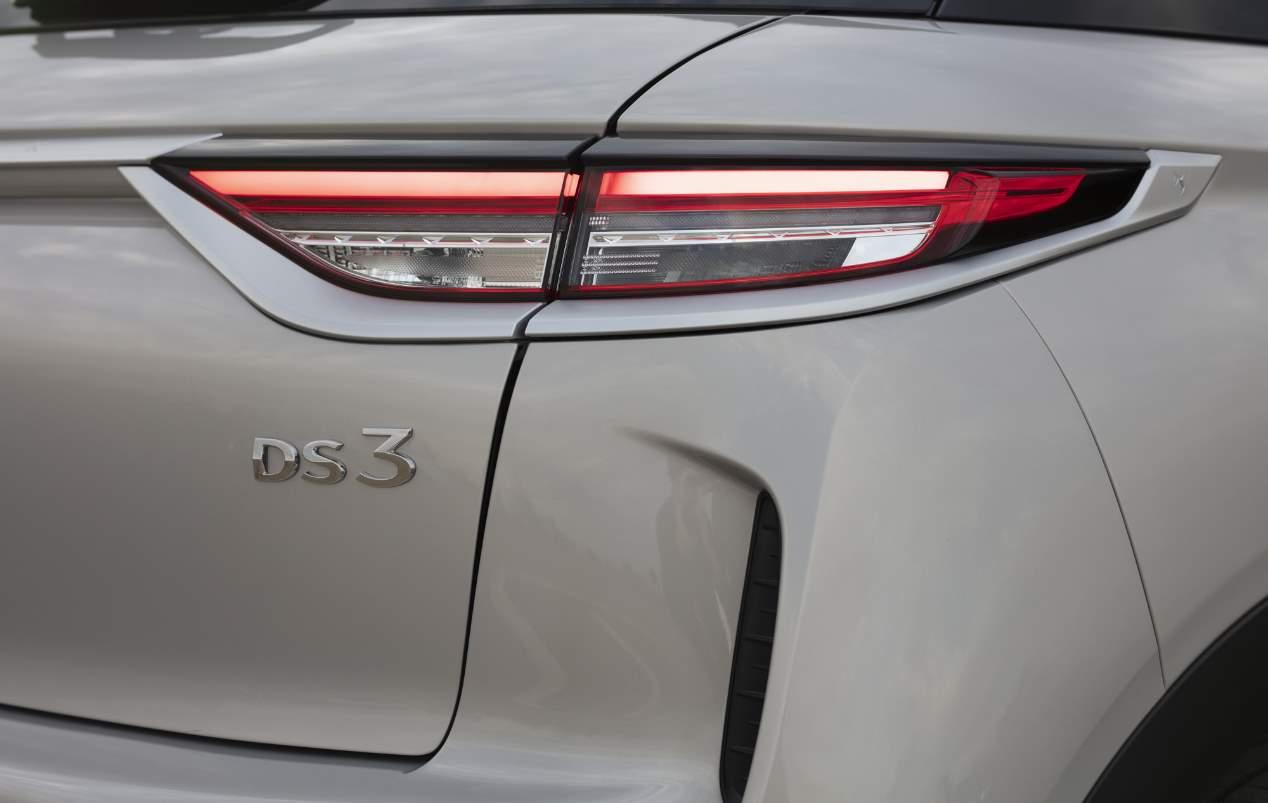 DS 3 Crossback E-Tense: probamos el SUV eléctrico