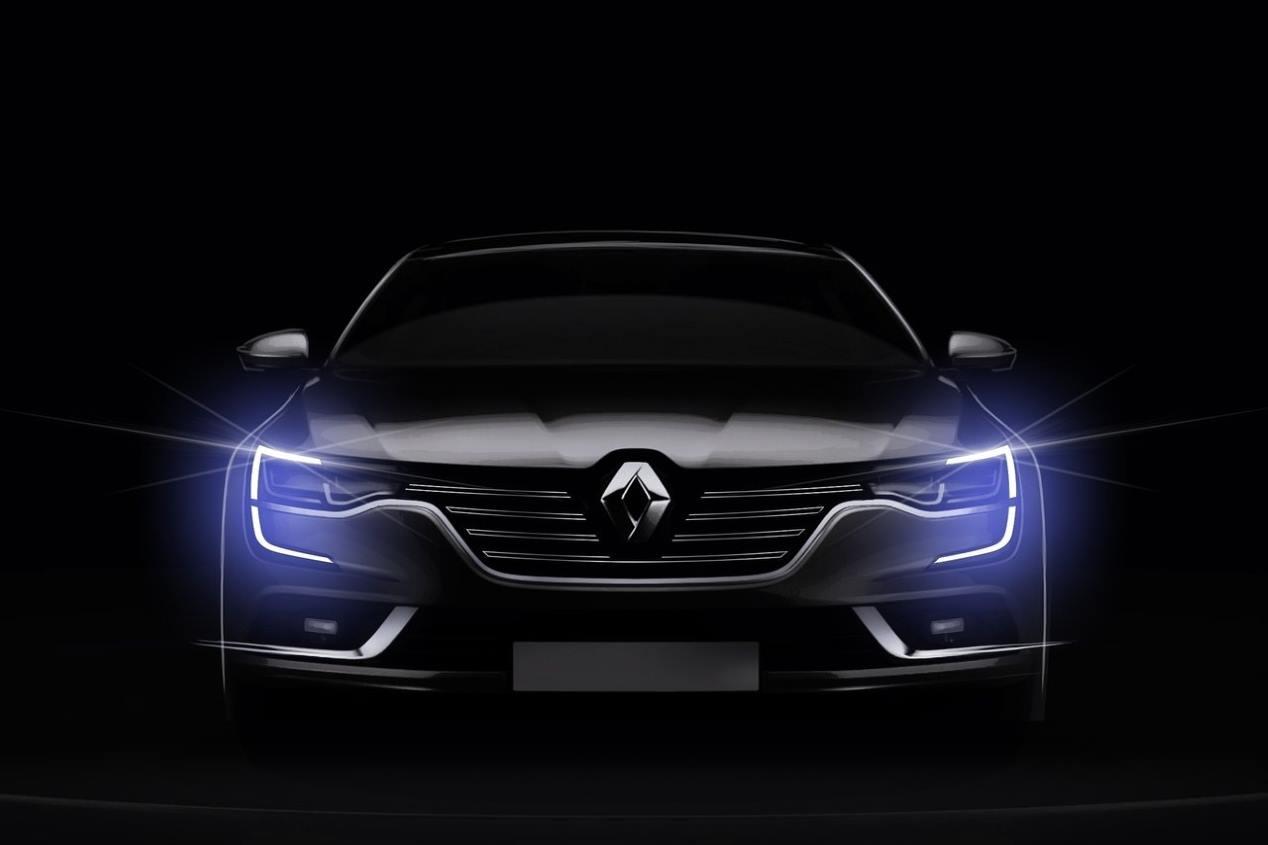 Renault Talisman 2020: la berlina se renueva en unos meses