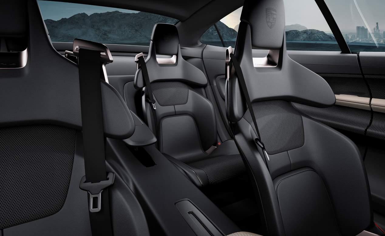Porsche Taycan: la súper berlina eléctrica, casi a punto