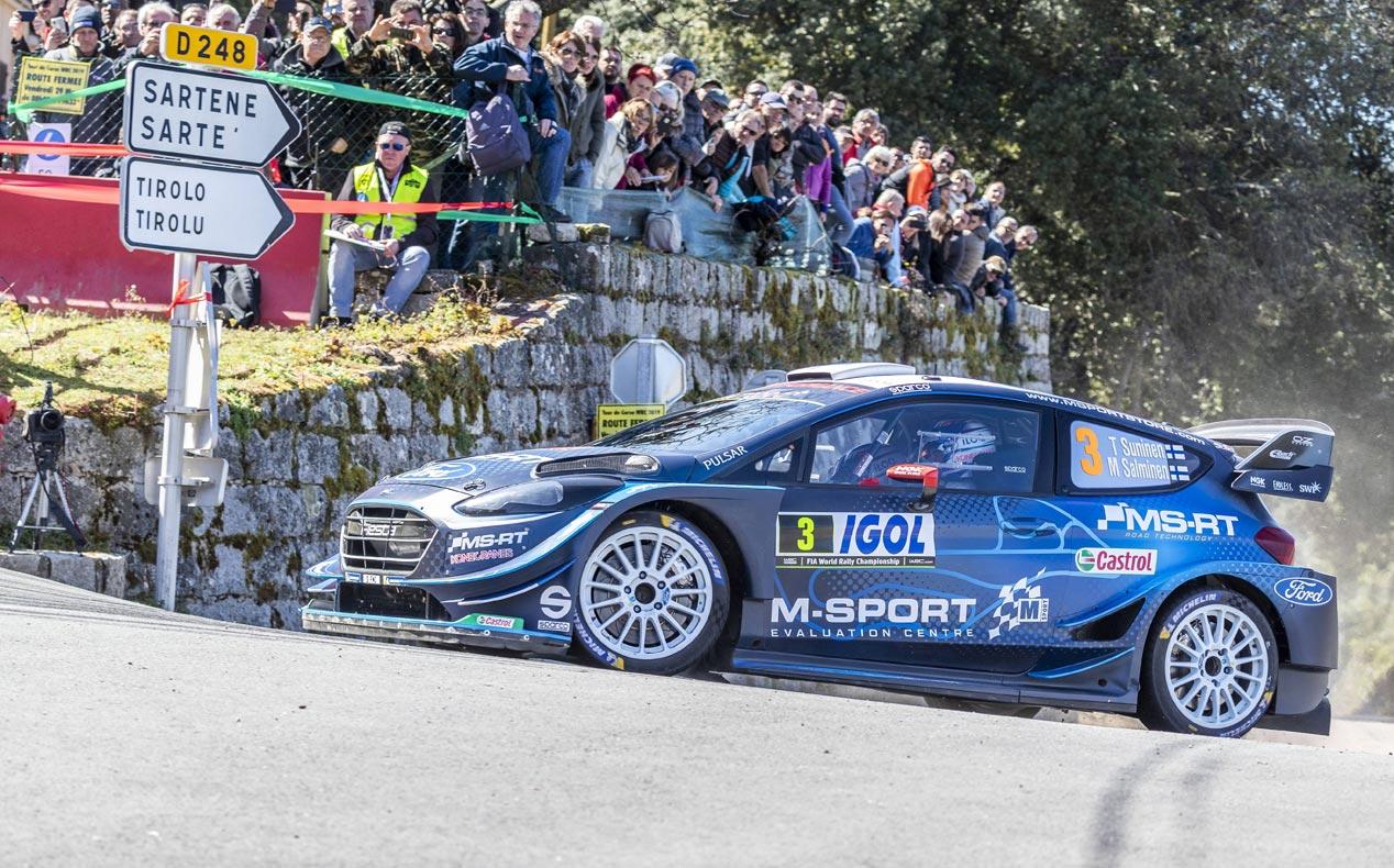 Tour de Corse 2019: las mejores imágenes del rallye en Córcega