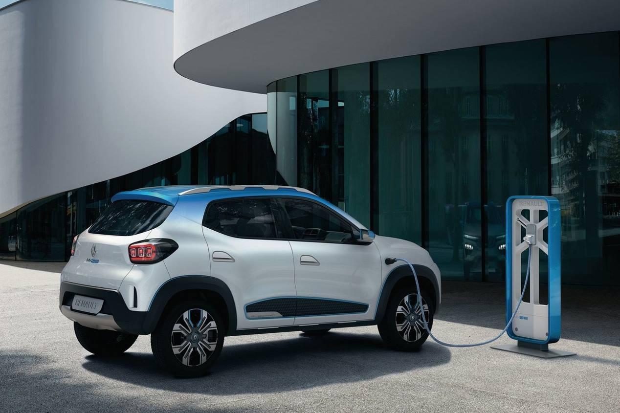 Renault Kwid EV: la marca lanzará un SUV 100% eléctrico