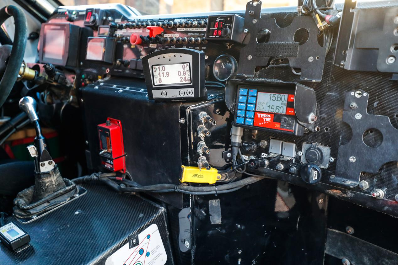 Probamos el Mitsubishi Eclipse Cross Proto del Dakar 2019