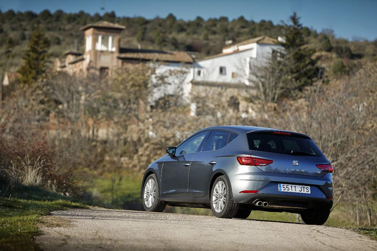 Los coches más vendidos en marzo en España