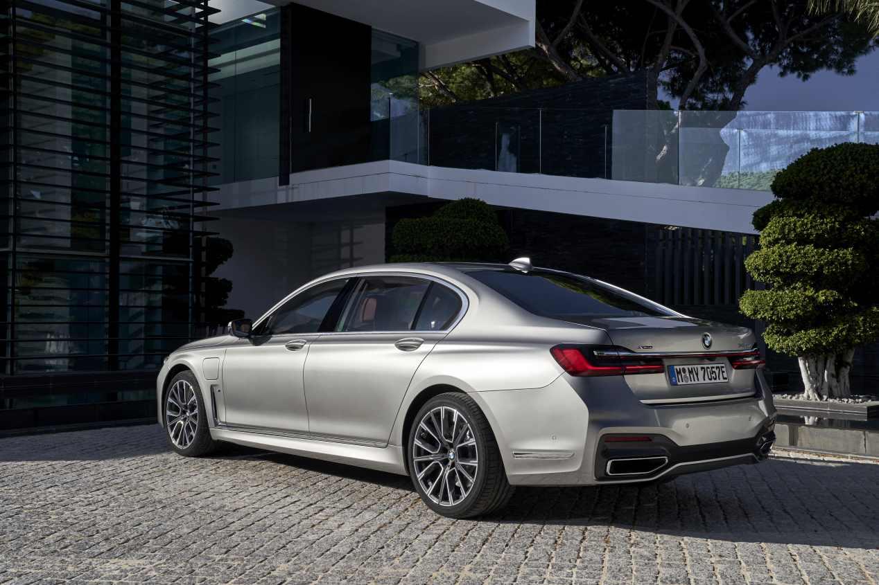 BMW Serie 7 2019: todas las fotos oficiales de la nueva berlina