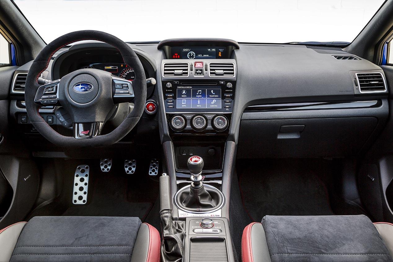 Subaru WRX STI Final Edition, una despedida espectacular