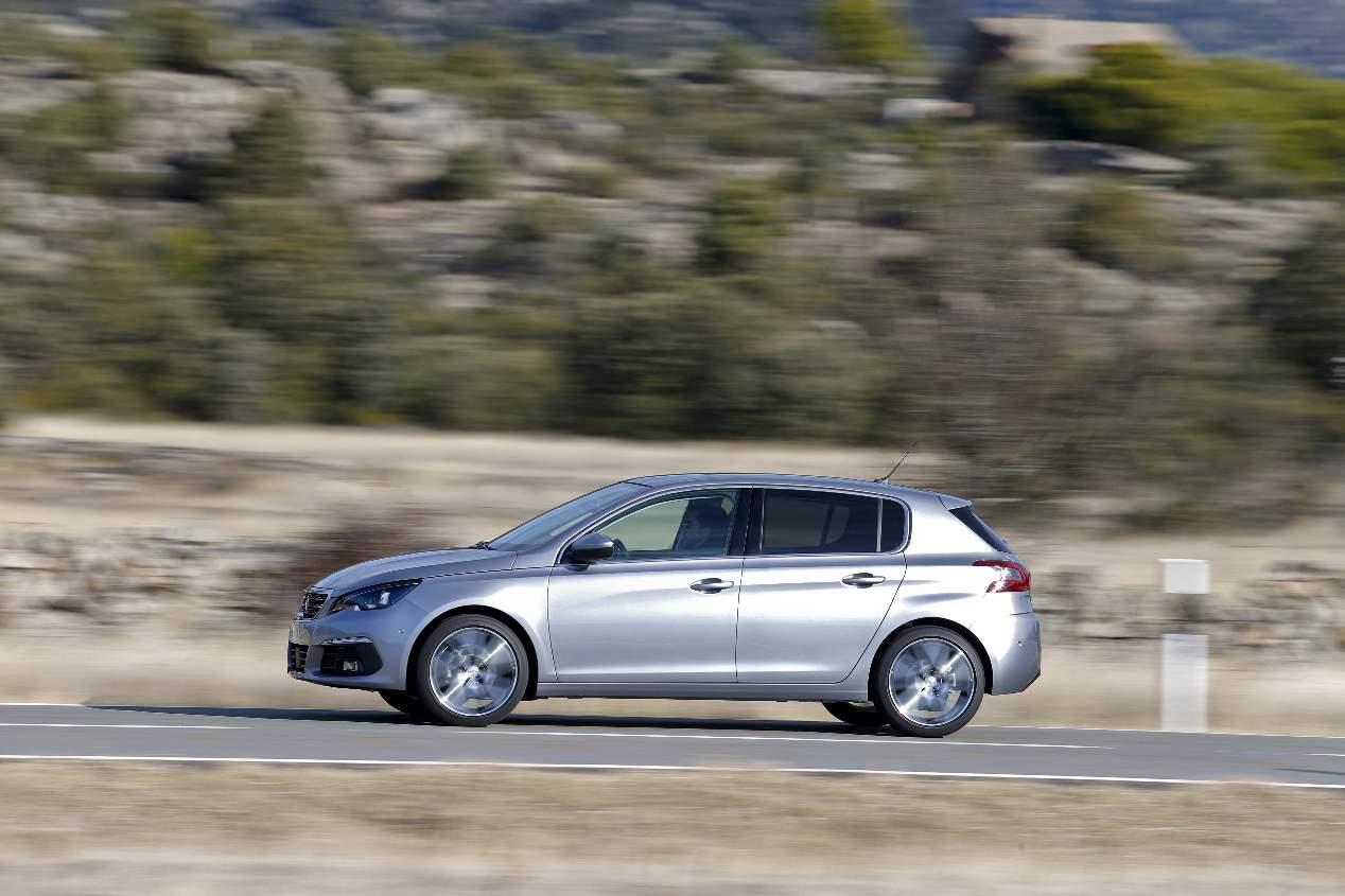 Peugeot 308 1.5 BlueHDi 2019, de nuevo con cambio EAT6