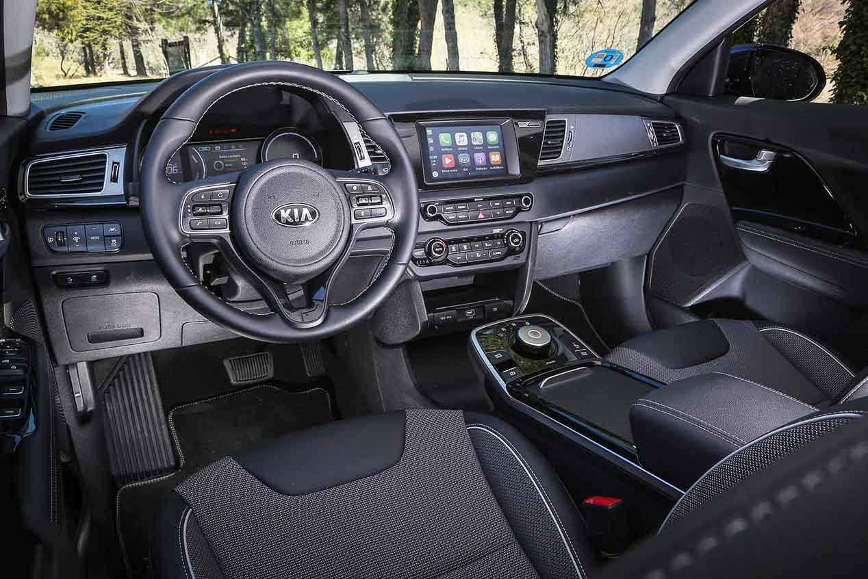 El eléctrico Kia e-Niro ya en España. Precios y equipamiento