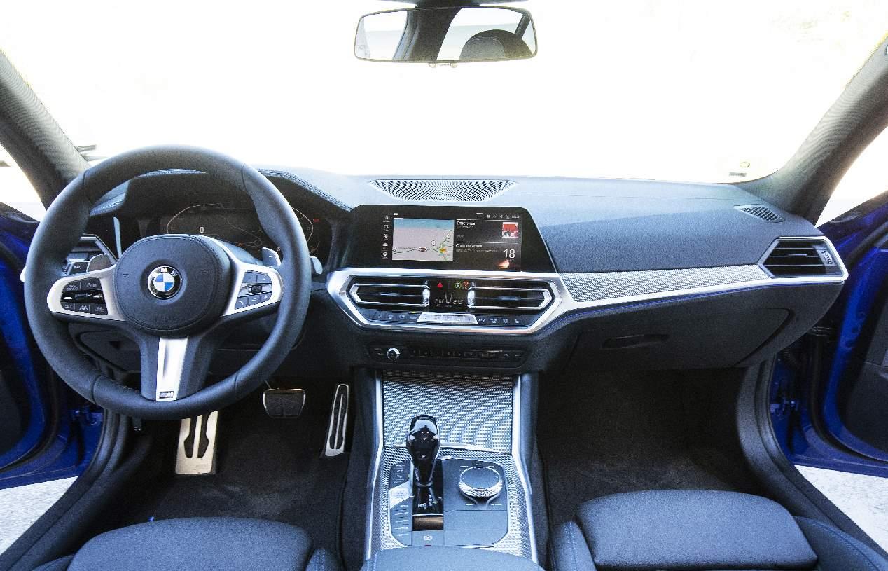 BMW 330i 2019: prueba a fondo de la nueva berlina de gasolina