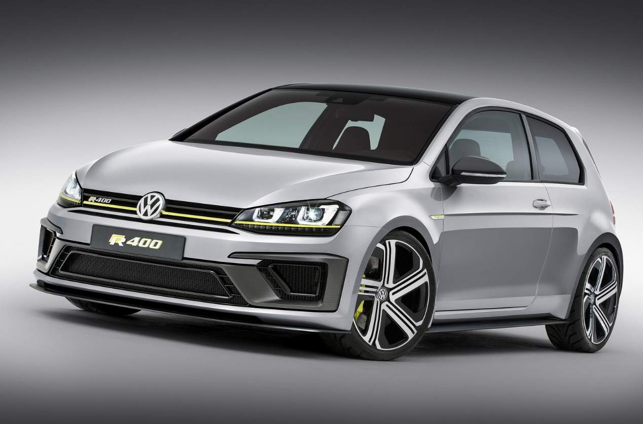 VW Golf R Plus: ¿habrá un Golf de 400 CV?