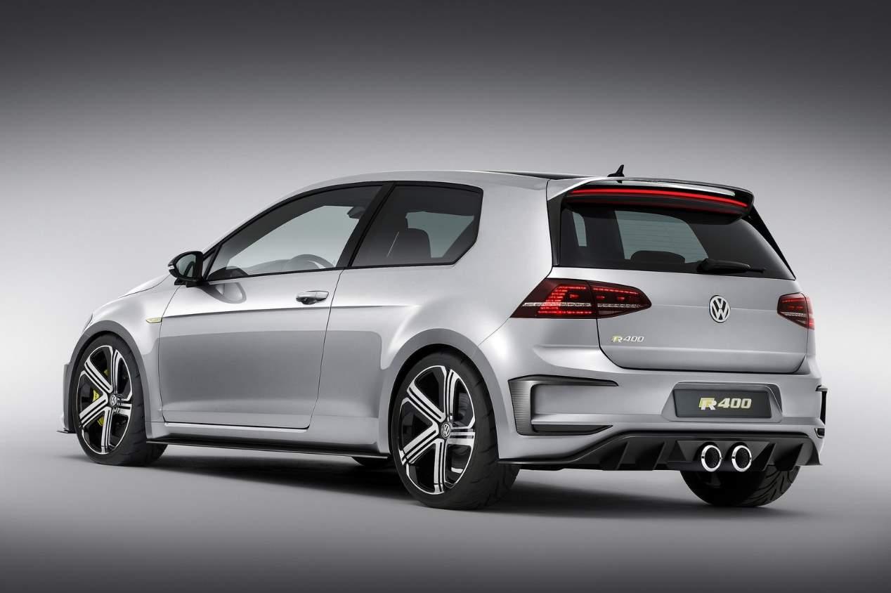 VW Golf R Plus: ¿habrá un Golf de 400 CV?